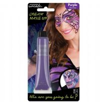 Purple Cream 28ml Make Up Tube